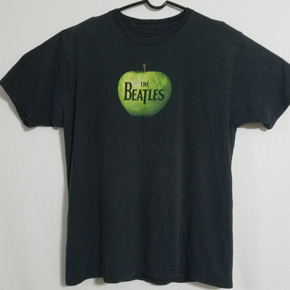 The Beatles Other - 2/$30 The Beatles Men's Large Apple Band T Shirt